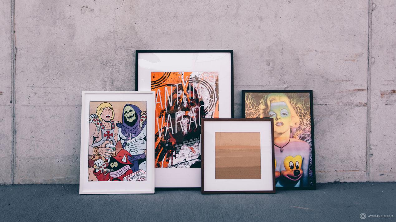frame mockup ayse studio