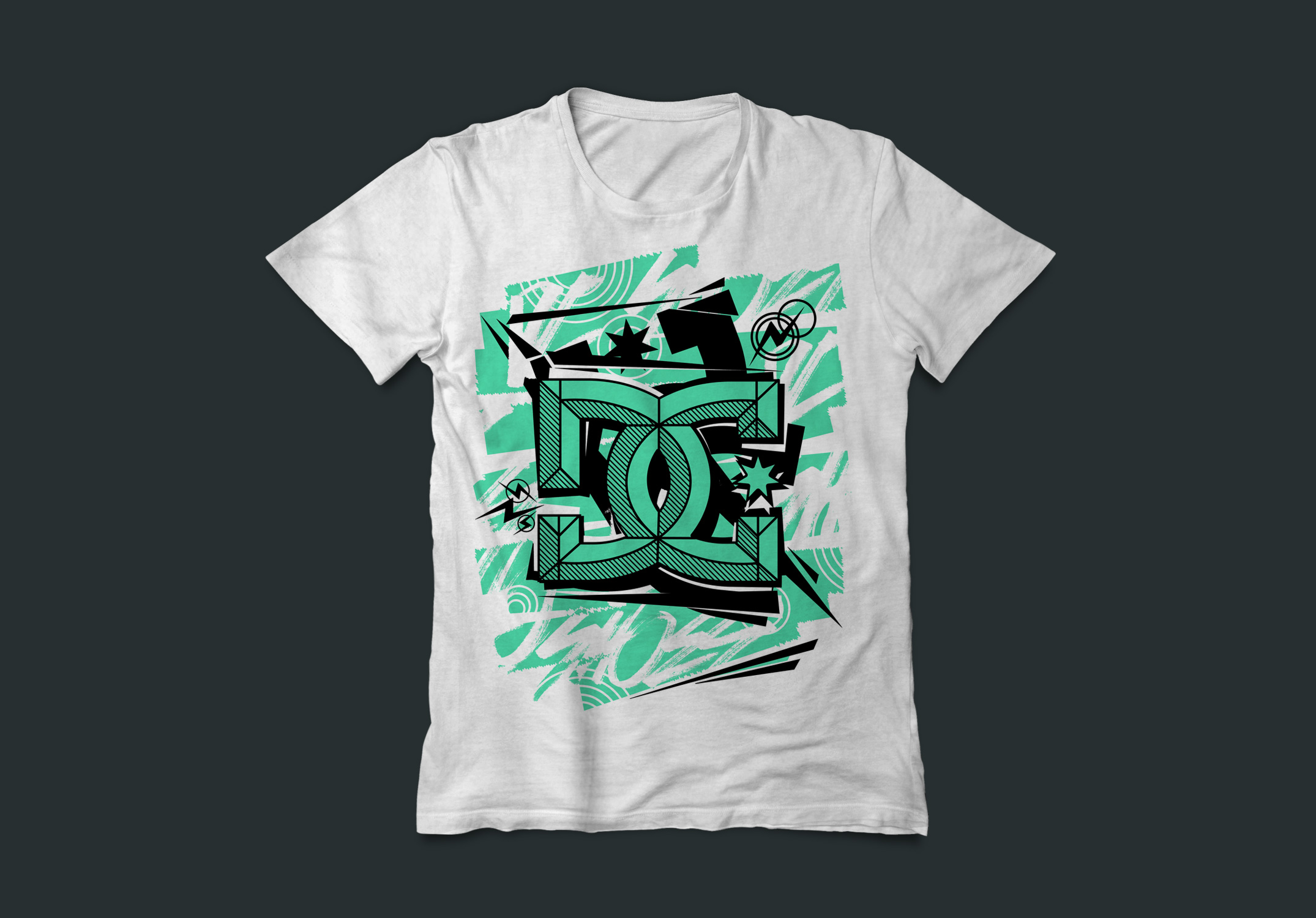 dc shoes t shirt design ayse studio